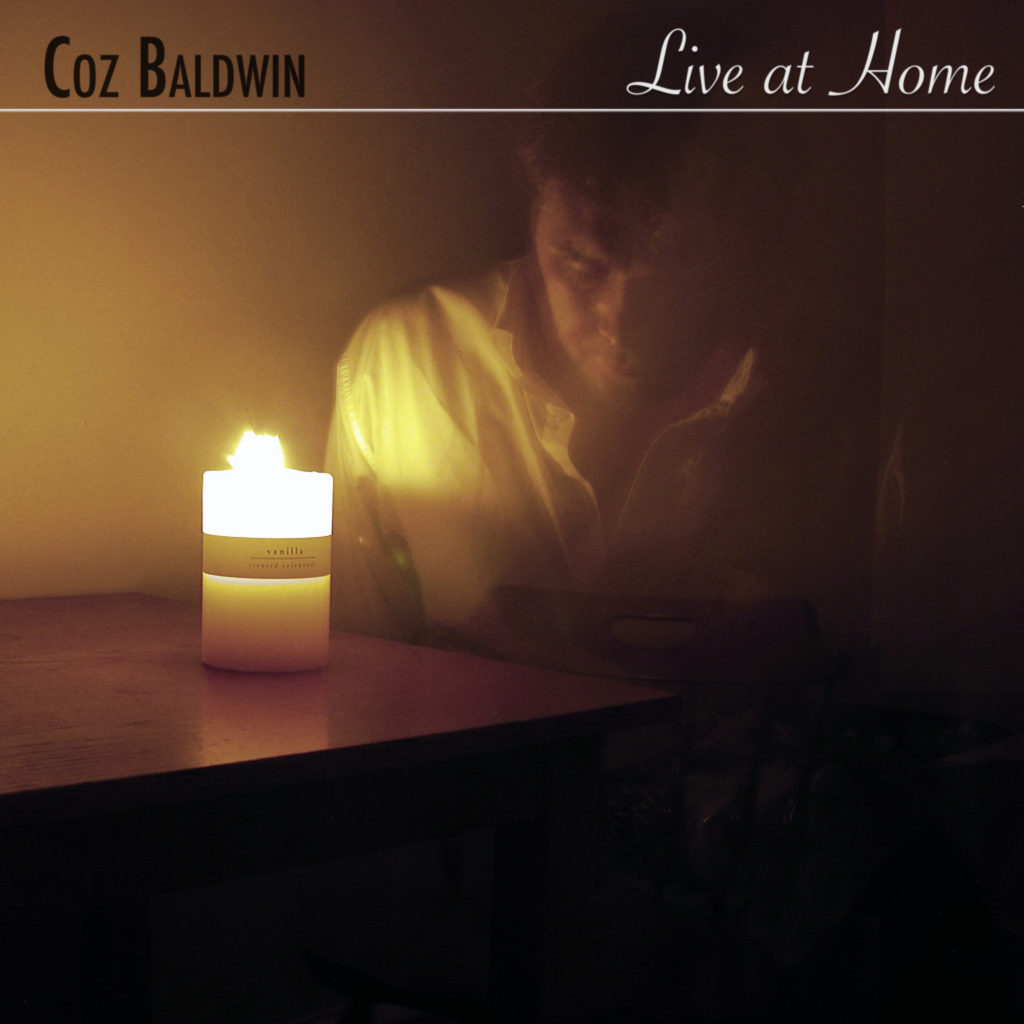 Live at Home - official cover art